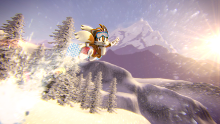 Tails Snowboarding V2 by RushFreak2