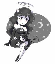 Alice x Bendy by MariaCool1234