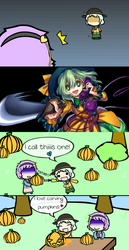 Vinekoma- The Great Pumpkin by TobiObito4ever