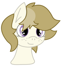 Tumble Wonder's Full Frontal Face! by CraftyAllie