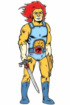 Lion-O by mikedaws
