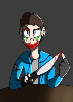 Delirious . by POTATO--LORD