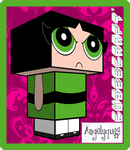 Buttercup Cubeecraft by angelyques