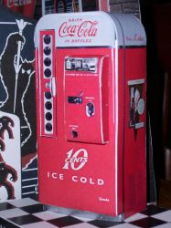 Vendo 81d Coke Machine by MisterBill82