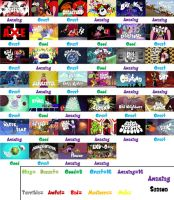 Wander Over Yonder Season 2 Scorecard by happylemur37