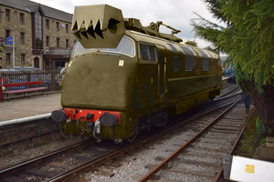 Realistic Diesel 10 by TheLogoCooler