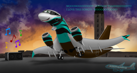 Hyper to the Max - AllientGuppy by A320TheAirliner