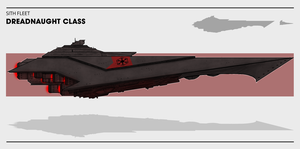 FOTJ: Dreadnaught Class by The-Red-Right-Hand