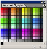 Color Swatches - RGB - PS by FuryofaSeraph