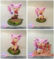 POKEMON SKITTY - POKEMON FIGURE