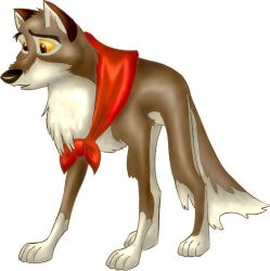 Balto for the Contest by emorei