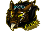 :R a h h:      HD Badge by SafireCreations