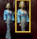 Rose Tyler Doll by pythonorbit