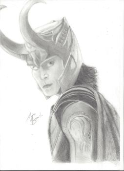 Loki by Blue-Angel12
