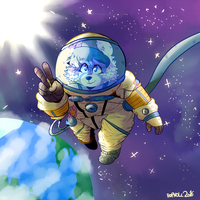 [Com] This is Space Panda to Ground Control by Ropnolc