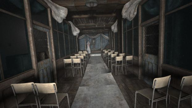 Outlast Whistleblower The Wedding Room by 4NGRYW0LF
