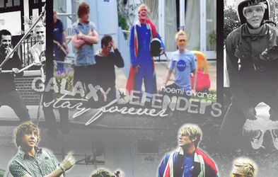 Galaxy Defenders by JonasFan93