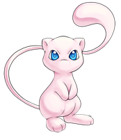 Mew by Raichana