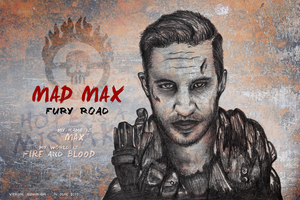Mad Max: Fury Road by varunabhiram