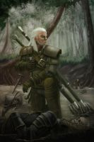 The Witcher by matthewmcentire