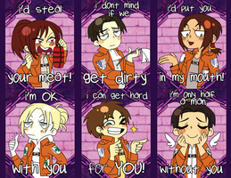 attack on my heart by Kunaike
