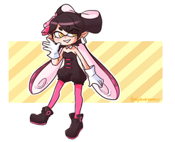 callie by NintenDash