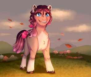 MLP - Rose-Colored World by MiaMaha