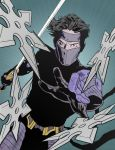 Ninjak by jasonbaroody