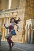 DC Wonder Woman Diana Prince Cosplay by kilory