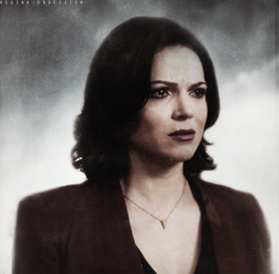 Regina Mills Graphic 04 by TiffanyValentine