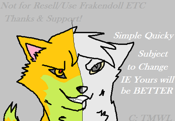 Small commissions - simple head shot color or line by WonderlandTrades