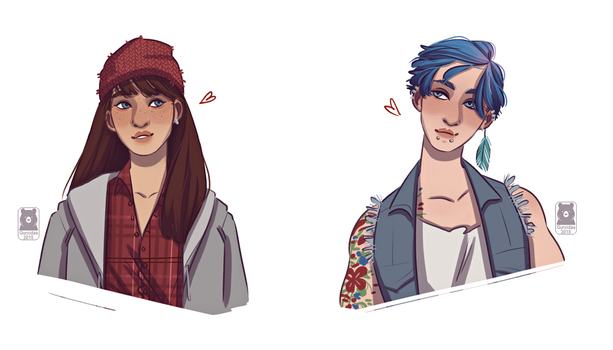 [Pricefield] Older GFs by Qursidae