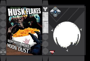 Husk Flakes by AlmightyNabeshin
