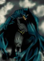 Batman by 3xcrazy