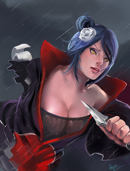 Konan by Vohairan