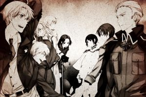 Ghost!Hetalia X Reader: Never Forget by Ississ-Perok on DeviantArt