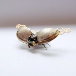 Watch Parts Beetle No 1 by AMechanicalMind