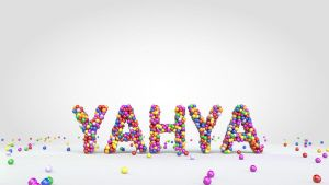 My Name in 3d by YOYOX
