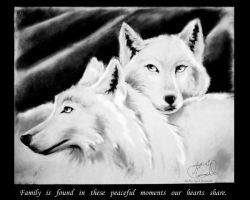 Wolves by Paranoid-Duckkie