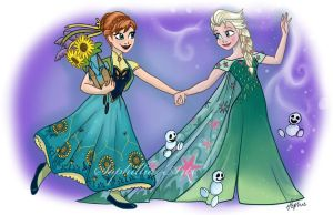 Frozen Fever by Sophillia