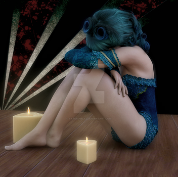 Sadness by CaperGirl42
