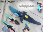 Prince Of Persia Sand Dagger by Taywahh