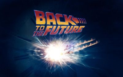 Back to the future by Couiche
