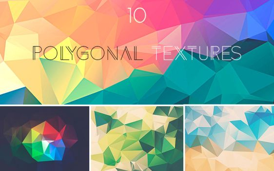 .: Polygonal Textures :. by DigitalConnection