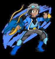Xavier: Clawitzer Cannoneer