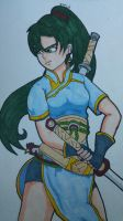 Lyn by Ncid