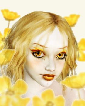 Spirit of the Buttercup by Phlox73