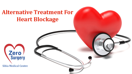 Heart Blockage Removal Without Surgery by sibiamedicalcentre