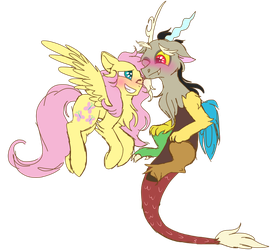 Messy FlutterCord by lolwise