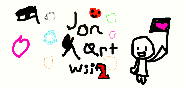 Jon Kart Wii 2                            NEW! by jonathancakes774